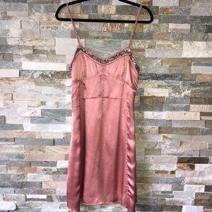Parasuco silk evening dress